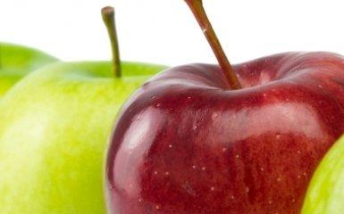 Jabłka jako symbol dokumentacji nietypowych