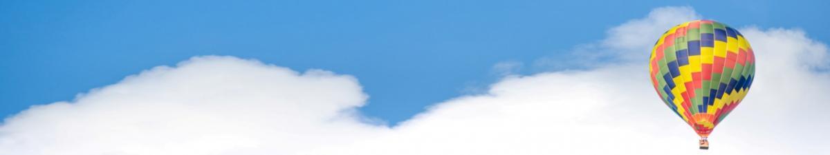 Niebo - pomiary zanieczyszczeń powietrza